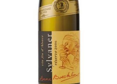 bouteille de Sylvaner