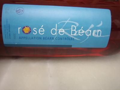 Rosé du béarn