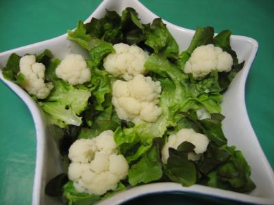 Chou-fleur en salade - 6.1