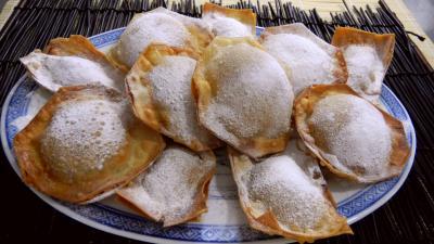 Image : recette Beignets croustillants chinois à la banane