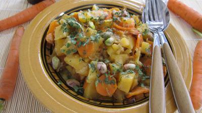 Image : Rutabagas aux carottes