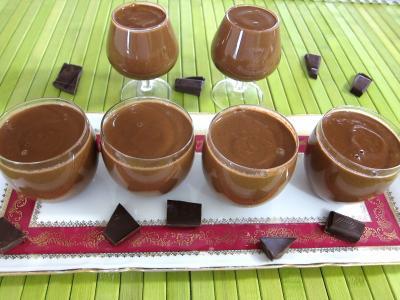 crème chocolat à la brésilienne