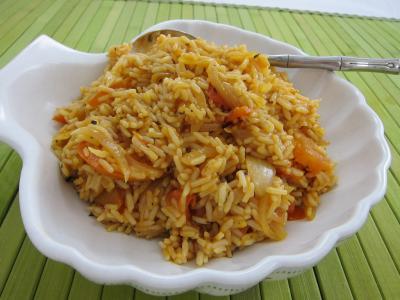risotto : Un plat de risotto
