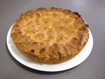 Recette Gâteau Basque