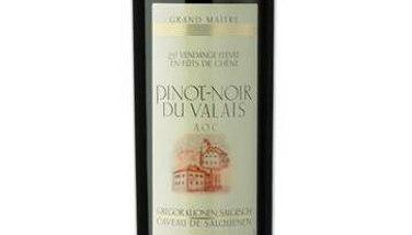 Pinot noir du Valais